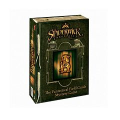University Games The Spiderwick Chronicles Fantastical Field Guide Game by