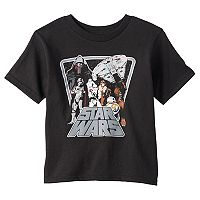 Toddler Boy Star Wars: Episode VII The Force Awakens Tee