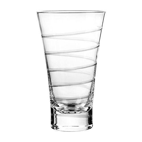 Qualia Glass Vortex 4-pc. Highball Glass Set