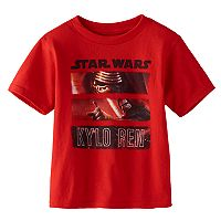 Toddler Boy Star Wars: Episode VII The Force Awakens Kylo Ren Tee