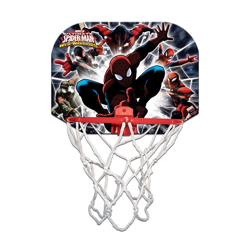 Marvel Ultimate Spiderman Web Warriors Hoop Set ()
