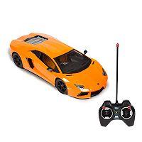 World Tech Toys Remote Control Lamborghini Aventador Vehicle