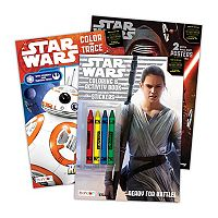 Star Wars: Episode VII The Force Awakens Color & Activity Bundle