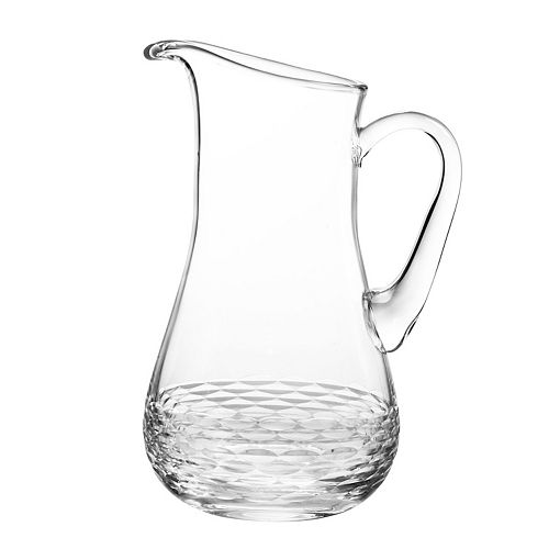 Qualia Glass Reef 52-oz. Pitcher