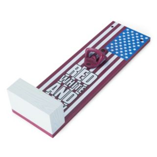Elements American Flag Wall Bottle Opener