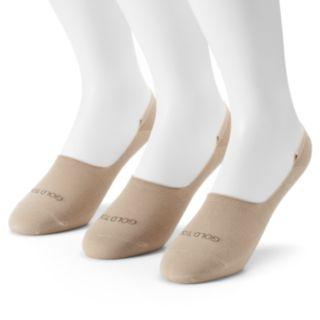 Men's GOLDTOE 3-pack Penny Ultra-Low Socks