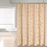 Regal Home Noelle Printed Rosalie Shower Curtain