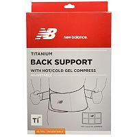 New Balance Back Support