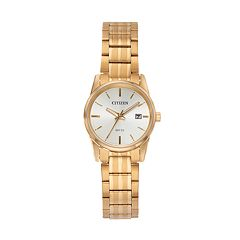 Citizen Women's Stainless Steel Watch - EU6002-51P
