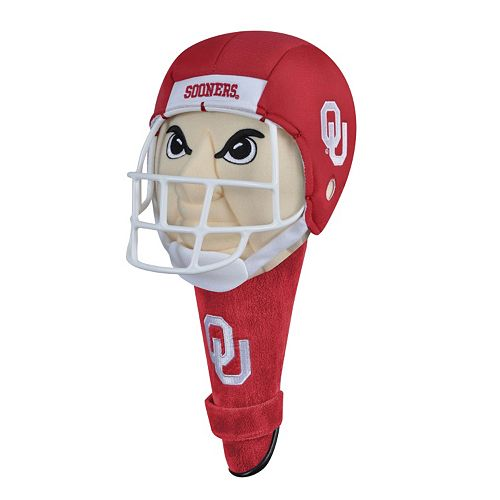 Team Effort Oklahoma Sooners Mascot Driver Headcover
