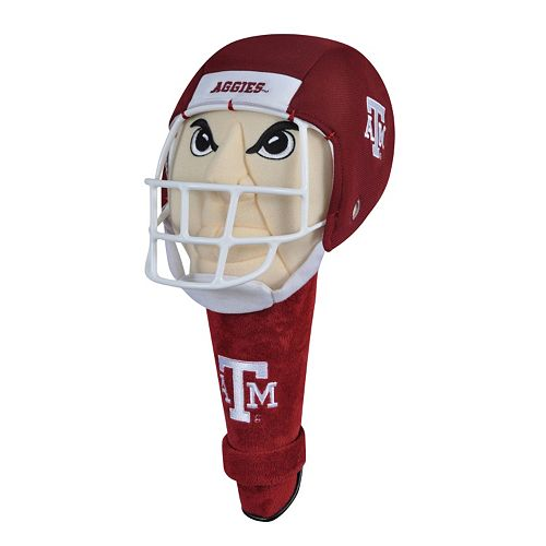 Team Effort Texas A&M Aggies Mascot Driver Headcover