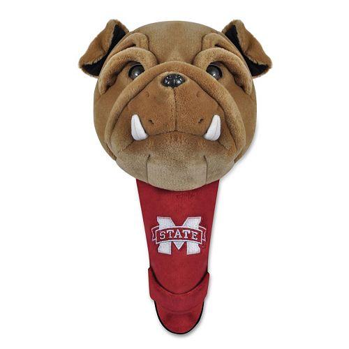 Team Effort Mississippi State Bulldogs Mascot Driver Headcover