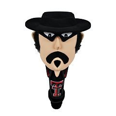Team Effort Texas Tech Red Raiders Mascot Driver Headcover