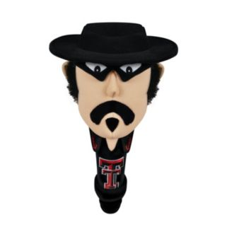 Team Effort Texas Tech Red Raiders Mascot Driver Headcover