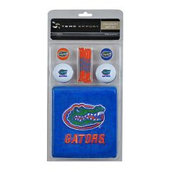 Team Effort Florida Gators Golf Gift Set