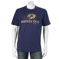 Men's Mossy Oak Camo Logo Tee