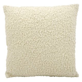 Mina Victory Lifestyles Velvet Sponge Throw Pillow