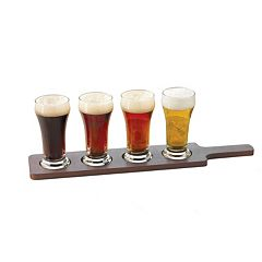 Libbey Craft Brews 5-pc. Beer Flight Set