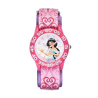 Disney's Aladdin Jasmine Girls' Time Teacher Watch