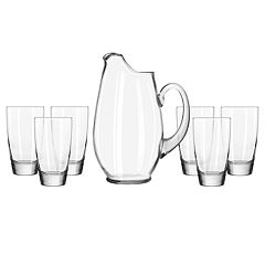 Libbey Classic 7-pc. Pitcher & Glass Set
