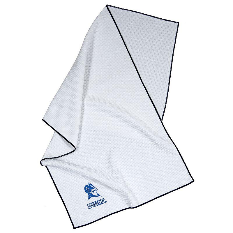 Team Effort NCAA Embroidered Microfiber Towel - Duke