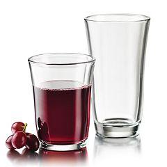 Libbey Kava 16 pc Glass Set
