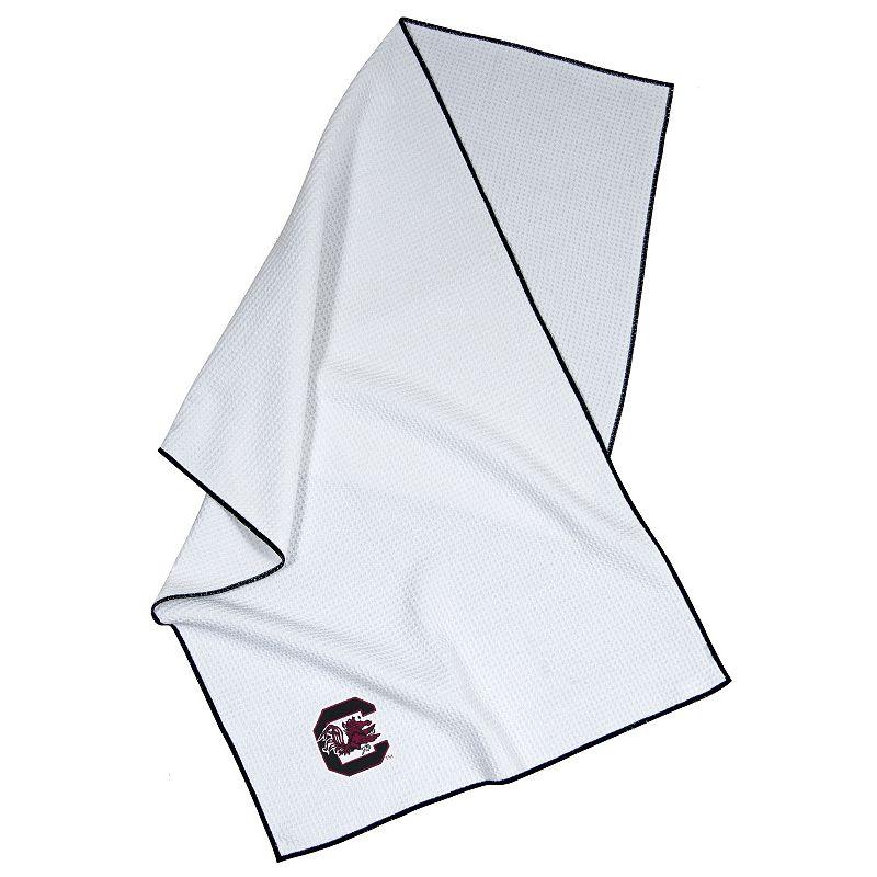 Team Effort NCAA Embroidered Microfiber Towel - South Carolina
