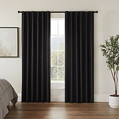 eclipse Fresno Thermaweave Blackout Window Curtain