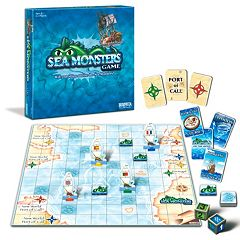 Briarpatch Sea Monsters Game by