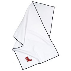 Team Effort Ole Miss Rebels Microfiber Golf Towel