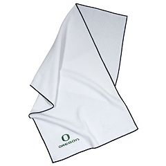 Team Effort Oregon Ducks Microfiber Golf Towel