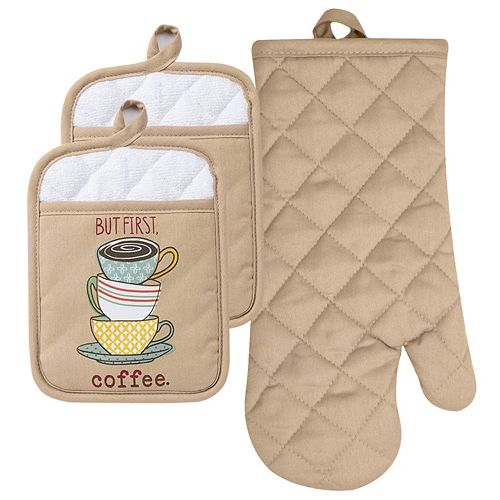 The The Big One® Oven Mitt & Potholder Set