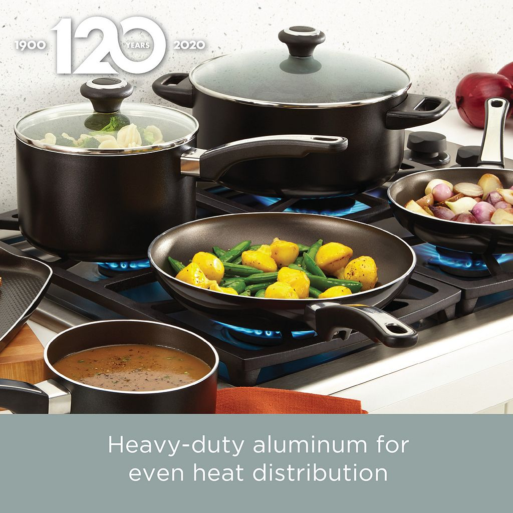 Farberware High-Performance 12-in. Nonstick Deep Skillet