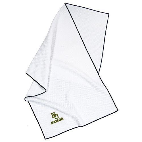 Team Effort Baylor Bears Microfiber Golf Towel