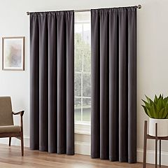 eclipse Thermaweave Blackout 1-Panel Tricia Window Curtain
