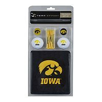 Team Effort Iowa Hawkeyes Golf Gift Set