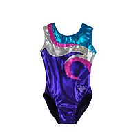 Girls 2-10 Obersee Gymnastics Leotard