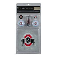 Team Effort Ohio State Buckeyes Golf Gift Set