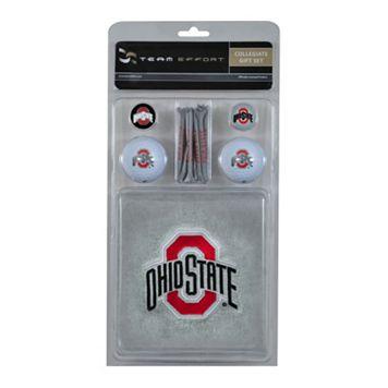 Team Effort Ohio State Buckeyes Golf Gift Set