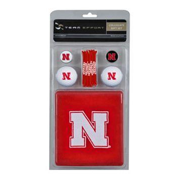 Team Effort Nebraska Cornhuskers Golf Gift Set