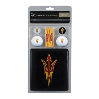 Team Effort Arizona State Sun Devils Golf Gift Set