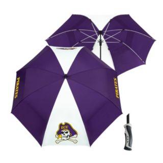 Team Effort East Carolina Pirates Windsheer Lite Umbrella