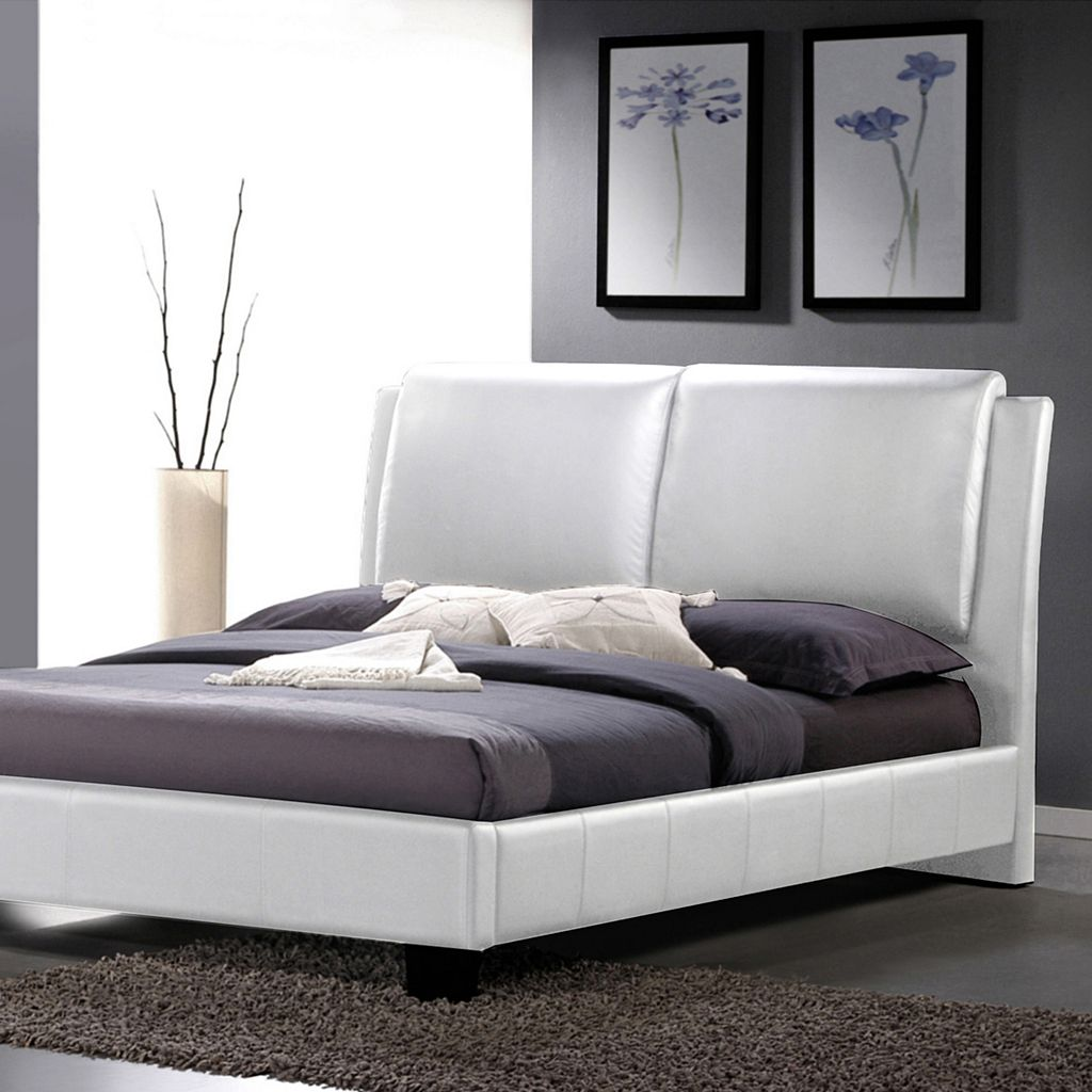 Baxton Studio Sabrina Upholstery Bed - Full