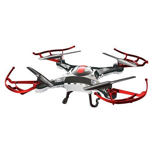 AWW Quadrone Tumbler Remote Control Quadcopter