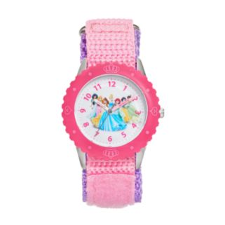 Disney Princess Girls' Time Teacher Watch
