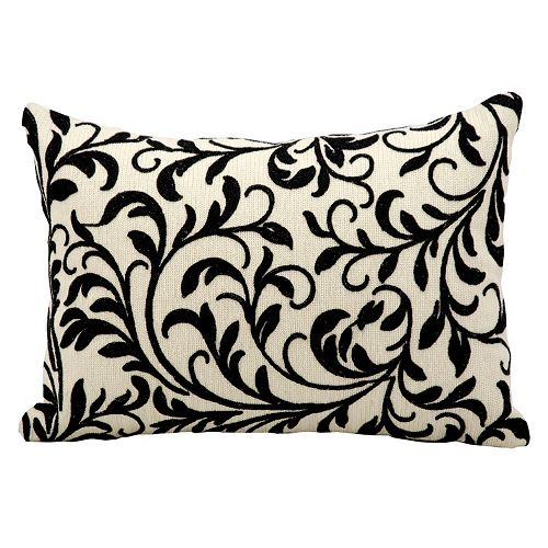 Kohls Black Decorative Pillow : Kathy Ireland Branches Throw Pillow