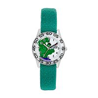 Marvel The Avengers Assemble Hulk Boys' Time Teacher Watch