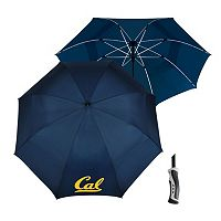 Team Effort Cal Golden Bears Windsheer Lite Umbrella