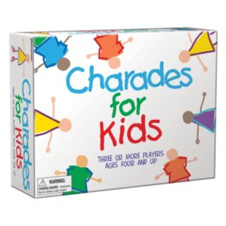 Charades for Kids by Pressman Toy