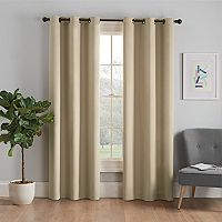 eclipse Microfiber Thermaback Blackout Window Curtain